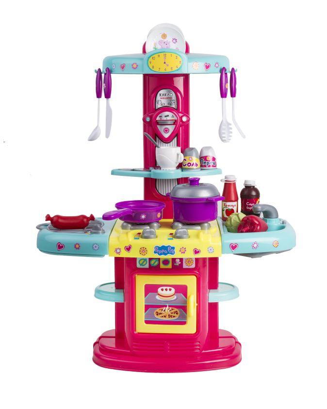 Игровой набор Кухня Пеппы ТМ Peppa Pig