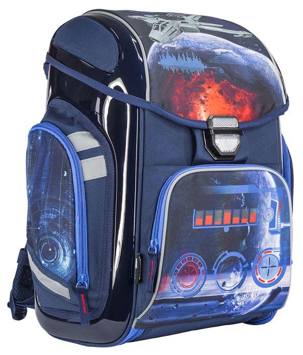 Рюкзак эргономичный. Внутри подарок - бутылочка для воды и ланчбокс. Размер: 38 х 30 х 19 см. Seventeen Kids