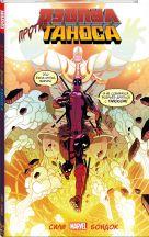 Сили Т. - Дэдпул против Таноса' обложка книги