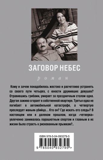 Заговор небес Анна и Сергей Литвиновы