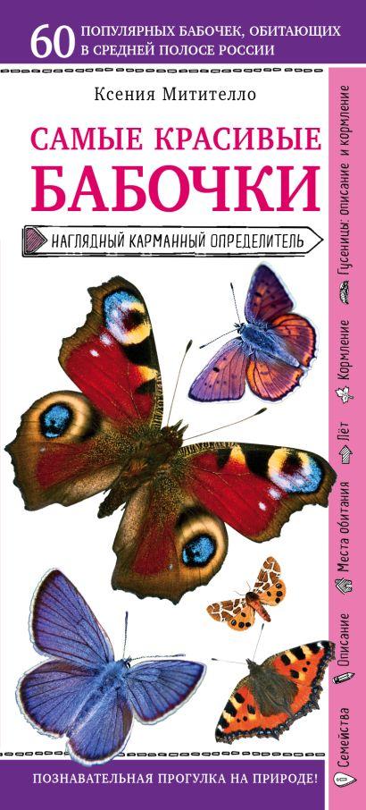 Бабочки. Наглядный карманный определитель - фото 1
