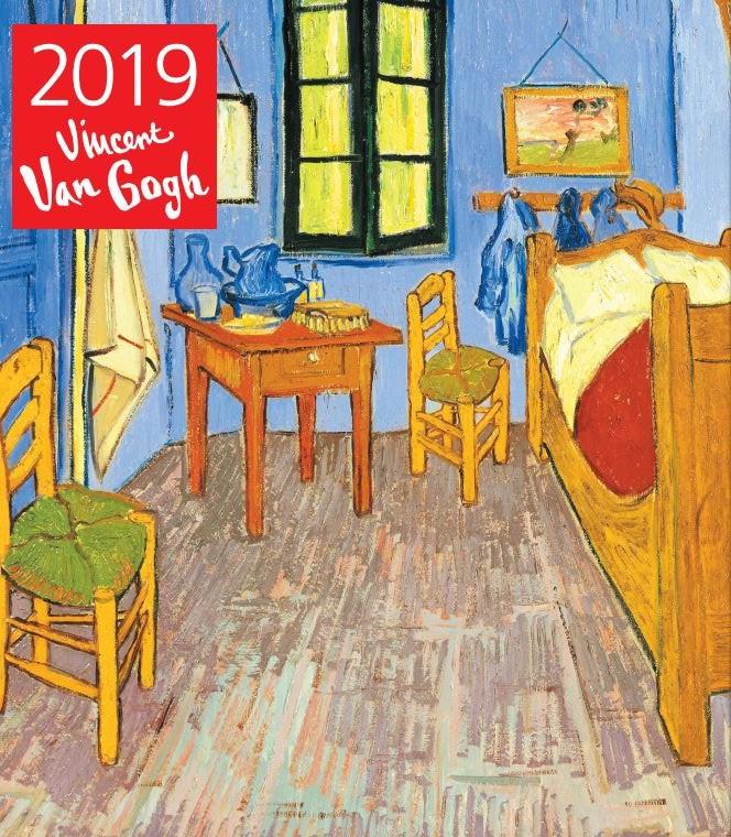Ван Гог. Календарь настенный на 2019 год