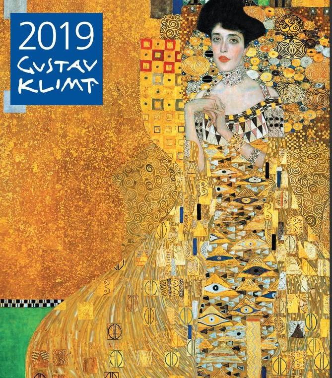 Густав Климт. Календарь настенный на 2019 год
