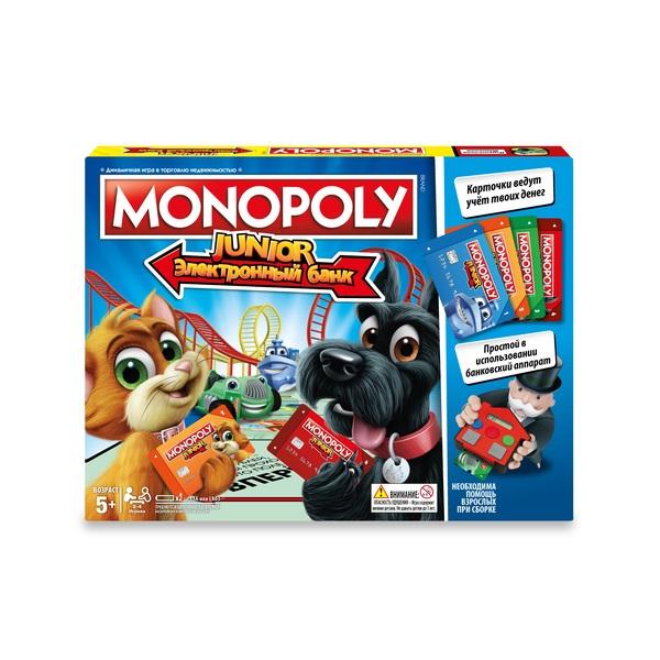 Монополия с картами (E1842)
