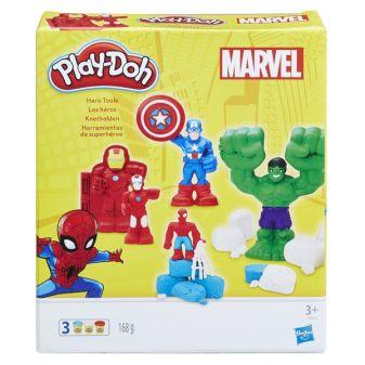 """Play-Doh Игровой набор """"Герои Марвел"""" (E0375)"""