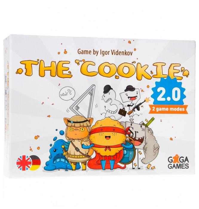 Настольная игра «Печенька 2.0»