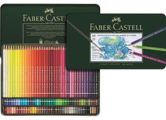 Акварельные  карандаши ALBRECHT DÜRER®, набор цветов, в металлической коробке, 120 шт.