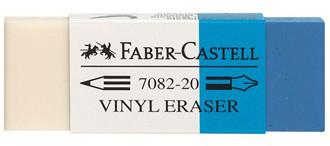 Ластик виниловый 7082, в карт. коробке, 20 шт.