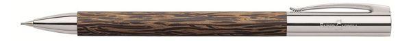 Механический карандаш AMBITION COCOS, 0,7мм, кокосовое дерево, в подарочной коробке, 1 шт.