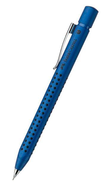 Механический карандаш GRIP 2011, синий металлический, в картонной коробке, 5 шт. (0,7 мм)