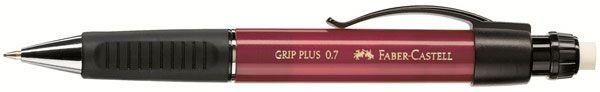 Механический карандаш GRIP ПЛЮС, красный, в картонной коробке, 5 шт.