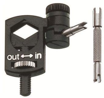 Насадка для универсального циркуля, 3,0/3,5/4,0 мм, в пластиковой коробке, 1 шт.