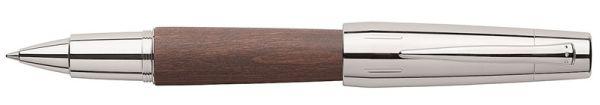 Роллер E-MOTION BIRNBAUM, темно-коричневая груша, в подарочной коробке, 1 шт.
