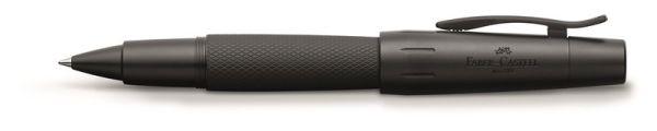 Роллер E-MOTION PURE BLACK, анодированный алюминий, в подарочной коробке, 1 шт.