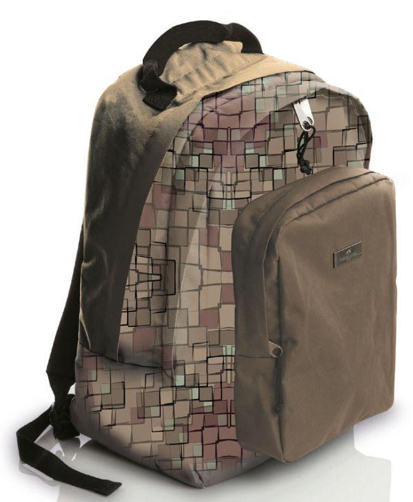 """Рюкзак универсальный с отделением для ноутбука с водоотталкивающим покрытием """"Колледж"""""""