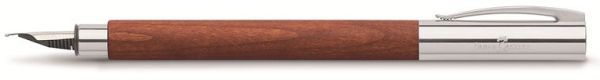 Перьевая ручка AMBITION BIRNBAUM, B, грушевое дерево, в подарочной коробке, 1 шт.