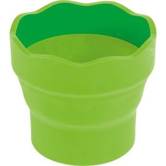 Стаканчик для воды Clic & Go, лайм, в упаковке, 1 шт