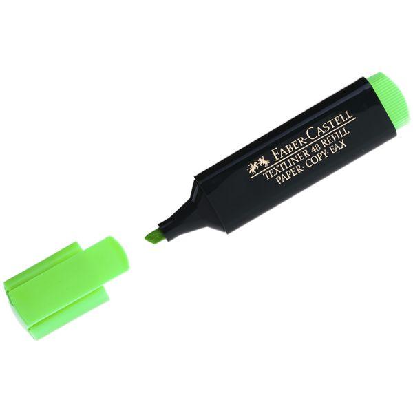 Текстовыделитель 1548, зеленый, в блистере. 1 шт.