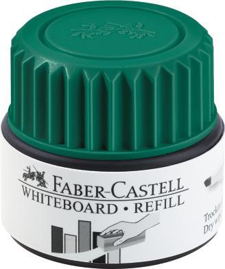 Чернила для маркеров GRIP 1584 (для белой доски), зеленый, в картонной коробке, 6 шт.