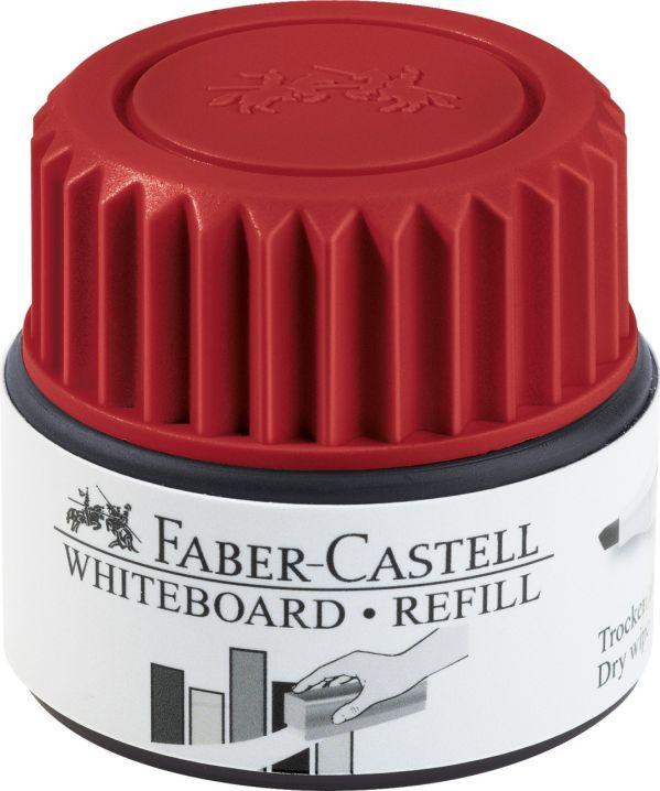 Чернила для маркеров GRIP 1584 (для белой доски), красный, в картонной коробке, 6 шт.