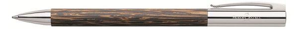 Шариковая ручка AMBITION COCOS, M, кокосовое дерево, в подарочной коробке, 1 шт.