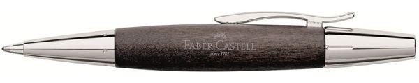 Шариковая ручка E-MOTION BIRNBAUM, B, черная груша, в подарочной коробке, 1 шт.