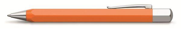 Шариковая ручка ONDORO EDELHARZ, B, оранжевая смола, в подарочной коробке, 1 шт.