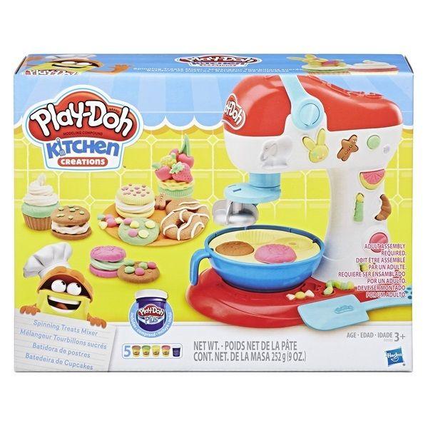 """Play-Doh Игровой набор """"Миксер для конфет """" (E0102)"""