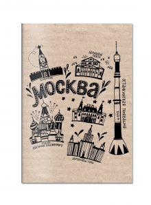 Блокнот. Москва