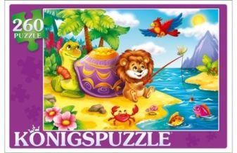 Konigspuzzle. ПАЗЛЫ 260 элементов. СКАЗКА № 72 (Арт. ПК260-6854)