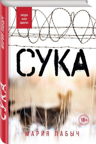 Мария Лабыч - Сука обложка книги