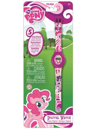 Часы наручные электронные My Little Pony,цвет:фиолетовый (MLRJ6-1)