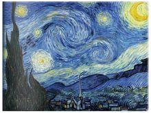 Чехол для карточек. Ван Гог. Звёздная ночь (в форме книжки) (Арте)