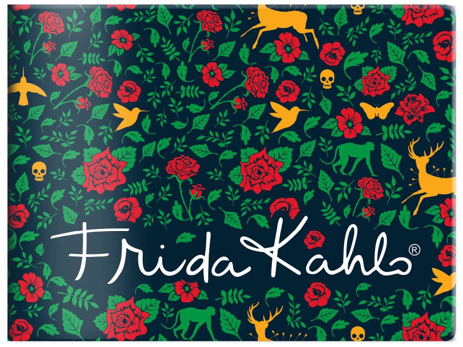 Кардхолдер. Фрида Кало (в форме книжки, 215х65 мм)