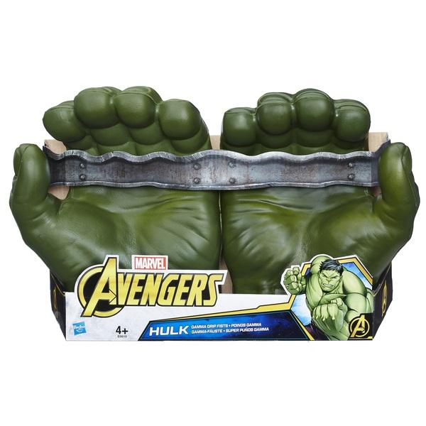 AVENGERS - Avengers Игрушка кулаки Халка обложка книги