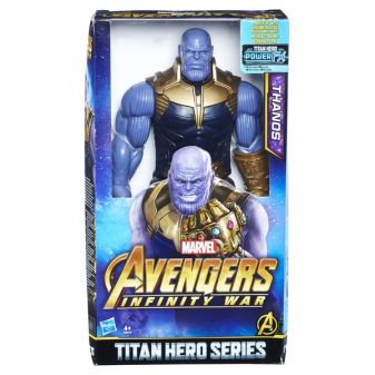 AVENGERS - AVENGERS Игрушка: фигурка Таноса Титаны обложка книги