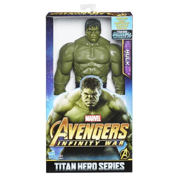 AVENGERS - AVENGERS Игрушка: фигурка Халка Титаны обложка книги