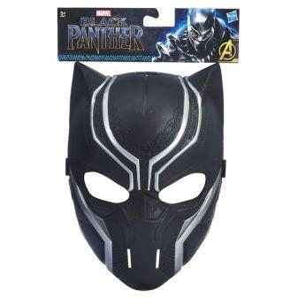 BLACK PANTHER - BLACK PANTHER Игрушка маска Черной Пантеры обложка книги