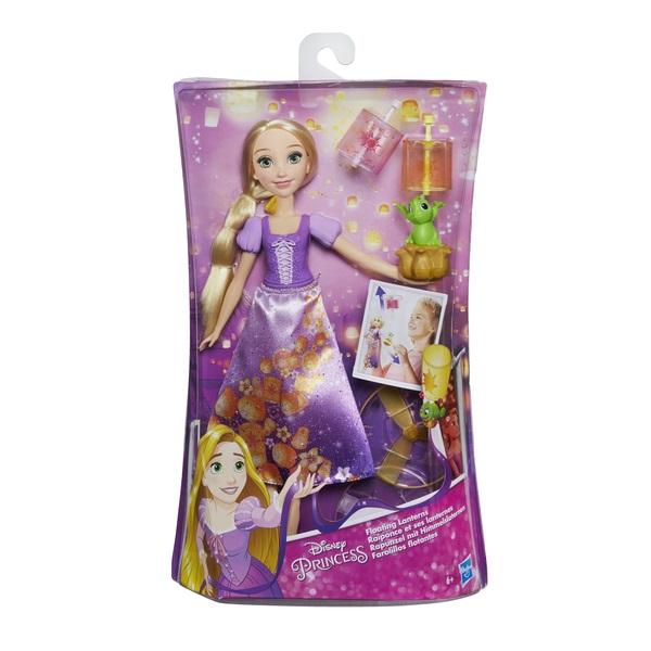 Disney Princess - DISNEY PRINCESS Кукла ПРИНЦЕССА ДИСНЕЙ РАПУНЦЕЛЬ и фонарики обложка книги