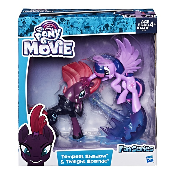 My Little Pony - My Little Pony Игрушка ПОНИ коллекционная Буря-Искорка обложка книги