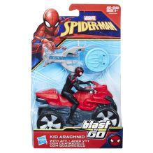 Spider Man Игрушка фигуркиЧЕЛОВЕК-ПАУК и стартер