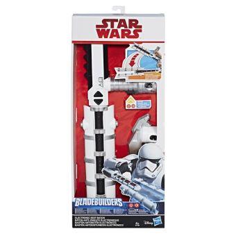 Star Wars Игрушка световой меч Райот Батон Star Wars