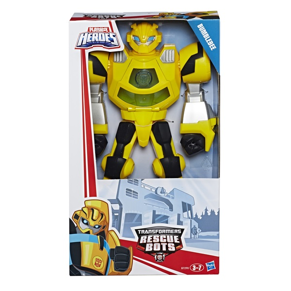 Transformers Игрушка трансформер БОТЫ СПАСАТЕЛИ Transformers