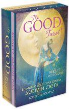 Колетт Барон-Рид - The Good Tarot. Всемирно известная колода добра и света (78 карт и инструкция в футляре)' обложка книги