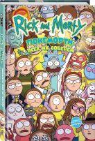 Ховард Т. - Рик и Морти: Покеморти. Всех их соберём / Жопосранчик Суперстар' обложка книги