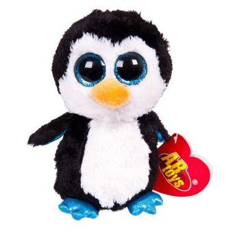 Пингвин черный, 15 см