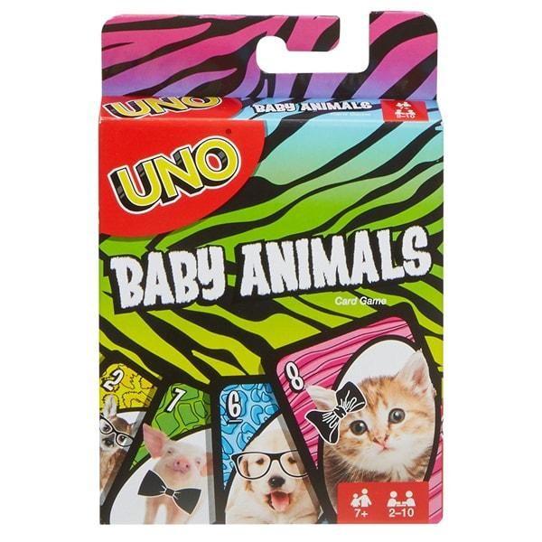 """Uno Уно """"Маленькие животные"""""""