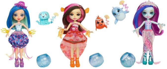 Enchantimals Морские подружки с друзьями в ассорт.