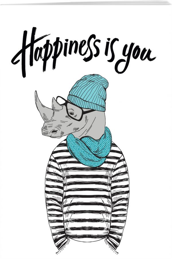 Happiness is you (А5, мягкая обложка)
