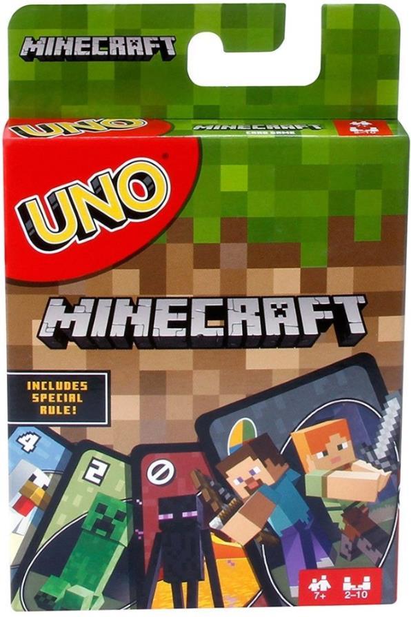 "Uno Уно ""Майнкрафт"""